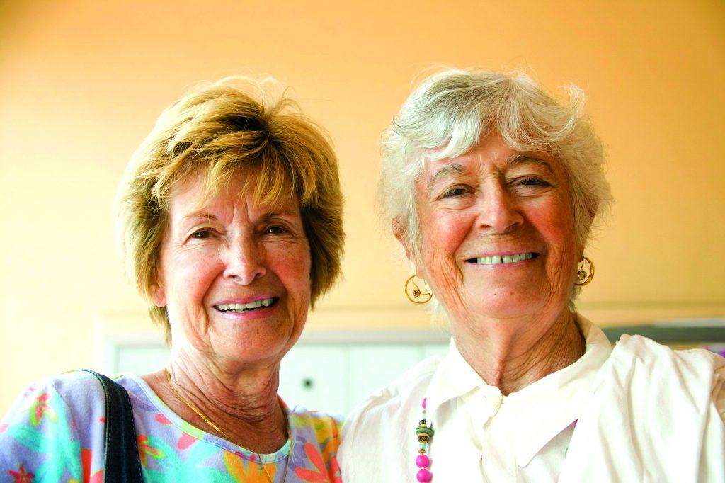 2ladies   Middleton Glen Independent Living Retirement Community